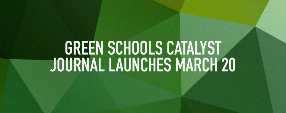 The new education journal is a publication of the Green Schools National  Network (GSNN), with the support of several partner organizations.