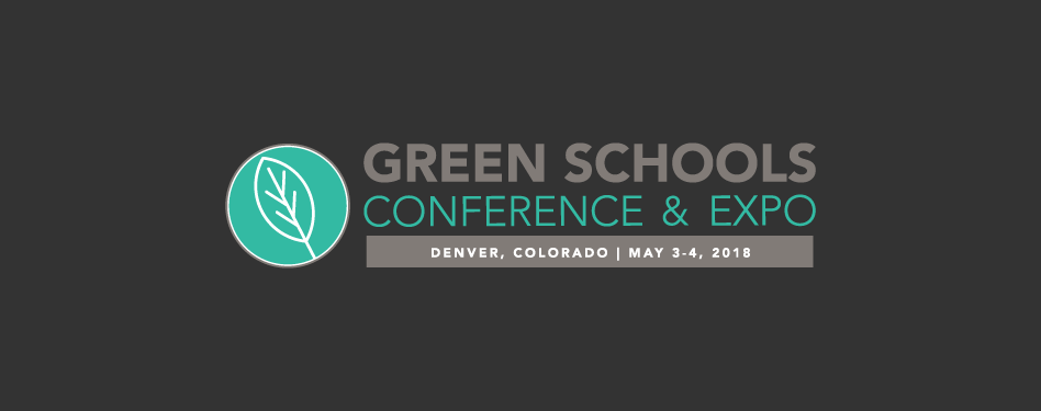 Registration is now open for the 2018 Green Schools Conference and Expo and  Rocky Mountain Green in Denver, Colorado. The Green Schools Conference and  Expo ...