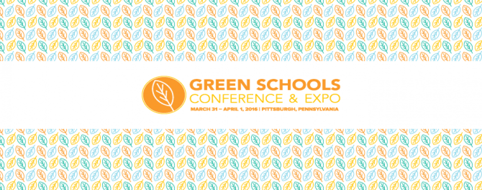 This spring, hundreds of green school advocates and leaders will gather in  Pittsburgh for the sixth annual Green Schools Conference and Expo (GSCE),  ...